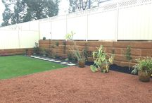 Cockburn Landscaping Project / Cockburn Landscaping project done by the team at Allscapes WA. Contact us for all things related to landscape design, limestone retaining walls or brick work in Perth.