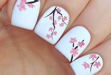 nail art ideas / cute nail designs