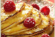 Breakfast & brunch : Pancakes & waffles