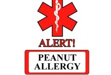 Peanut Allergy / by Terra Edris