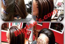 long hairdos