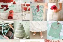 { Wedding Colour Palettes }