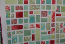 My Quilt Gallery / How I loved to make these