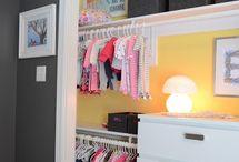 Bedroom closets / Ideas for bedroom closets