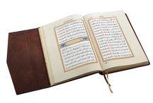 Tevafuklu Kuran / Hakiki Deri Tevafuklu Kur'an-ı Kerim