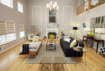 Living room ideas / by Lisa Beck