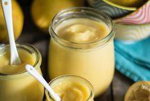Lemon creme