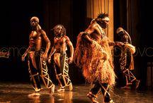 Guinée des rythmes et des percussions