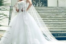 Elisabetta Canalis Collection / Alessandro Angelozzi Couture wedding dress.