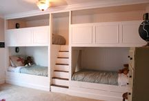 Bedroom Ideas / by Breeanna Schneider