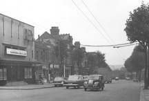 Old photographs / Vintage pictures of East Finchley