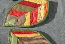 Small quilted projekts