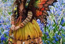 Fayry costume diy