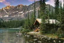 mountain & lakeside retreats
