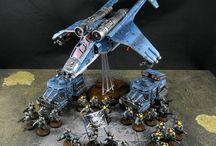 Showcase Militarium Tempestus