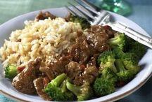 Crockpot/Slow Cooker Recipes