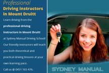 Sydney Manual Driving School / Sydney Manual Driving School is one of the most leading and renowned driving schools in Sydney. We conduct affordable automatic, manual and intensive driving lessons in a friendly and professional manner. We have more than 10 years' experience and we are highly skilled in providing personalised driving lessons to our clients all over Sydney. We offer automatic, manual and intensive driving lessons as well as both theoretical and practical techniques. Visit http://www.sydneymanual.com.au/