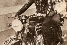 Honda CB James Hunt