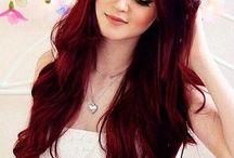 red hair darkre
