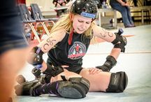 Awesome Roller Derby Warriors