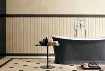 Bagni / Il bagno è l'inizio e la fine di una casa