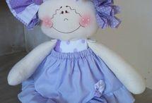 Muñecas de Tela!!!!