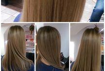 Волосы - окрашивание