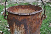 Hole in my bucket