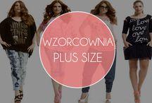 WZORCOWNIA Plus Size / Stylowym można być w każdym rozmiarze. Propozycje dla Pań powyżej rozmiaru 42.