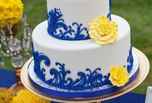 Cakes and Cupcakes / My dughter and granddaughter bake and decorate beautiful cakes and cuocakes. / by Linda Carson
