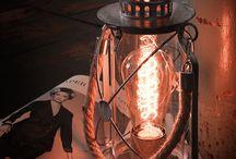 Lámparas Vintage / Lámparas Vintage, lámparas inductriales, Lámparas Retro y Lámparas rústicas. Déjate iluminar de la forma más cálida transportándote a la luz de antaño.