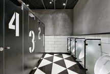 PUBLIC / toilets