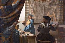 Vermeer, entre ombre et lumière