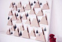 Adventskalender basteln / Wir lieben es zu basteln und am besten schöne Dinge aus Verpackungen oder anderen natürlichen Gegenständen. Hier einige Anregungen. Übrigens ist ein Adventskalender eine tolle Alternative zu einem klassischen Weihnachtsgeschenk. So denken eure Lieben an mindestens 24 Tagen an euch. ;-)