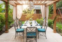 At Home _ Backyard Bliss / Backyard and garden ideas for your home