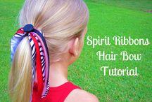 Hair Bow and Hair Band Crafts / A Board dedicated to Hair Bows and Hair Band tutorials and inspiration