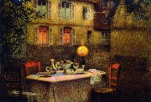 Pictura-Henry Le Sidaner