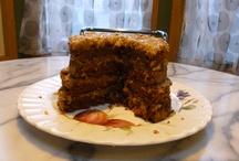 Breakfast Foods/Dessert Foods / Life is short. Eat Dessert at Every Meal