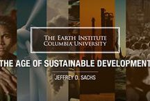 Columbia University Earth Institute / There is a great need for managers, entrepreneurs, and policymakers, who can make decisions based on the science of the environmental problems we face. To meet this demand, professionals are retraining. Graduate programs, such as the Earth Institute's Sustainability Management and Environmental Science and Policy are leading the way in equipping professionals with these new skills. Uncommon Union was selected by the Earth Institute to tell the most compelling stories of its graduates.