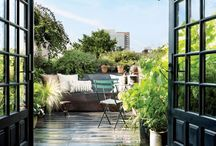 Outdoor Spaces / by Cheryl Thomas