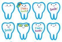 dental sticker