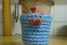 Crochet Coffee Sleeves