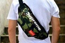shoulderzinhas e pochetes