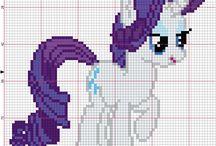 Cross stitch /crochet