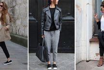 Stylische Klamotten