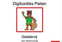 Sinterklaas kleuters