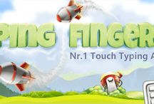 Typing Fingers Blog / Typing Fingers come with 32 tutor levels that help you learn dictation with all letters, numbers and common symbol.