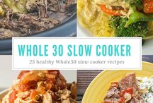 Whole 30/Paleo Recipes