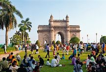Mumbai Tour Packages / The board contains different packages for Mumbai, So that tourist can choose according to their budget.