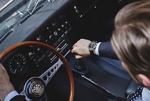 The Best of Men's British Style - Timepieces / Be inspired by quintessentially British style, perfect for the modern man with an eye for refined flair.